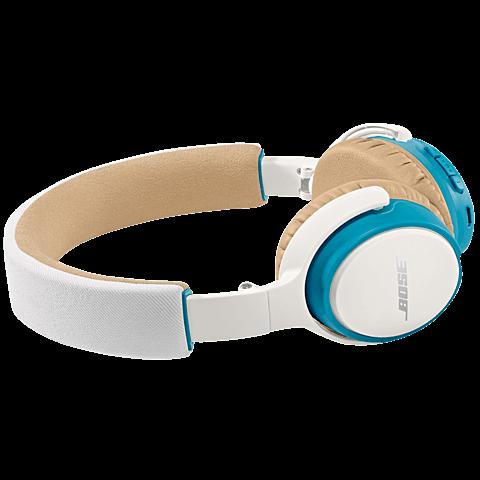 BOSE SoundLink OE Bluetooth weiss seitlich 99923811