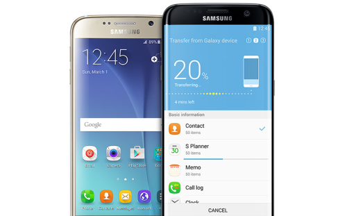 Samsung Galaxy S7 Smart Switch