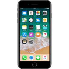 Apple iPhone 7 Plus Schwarz