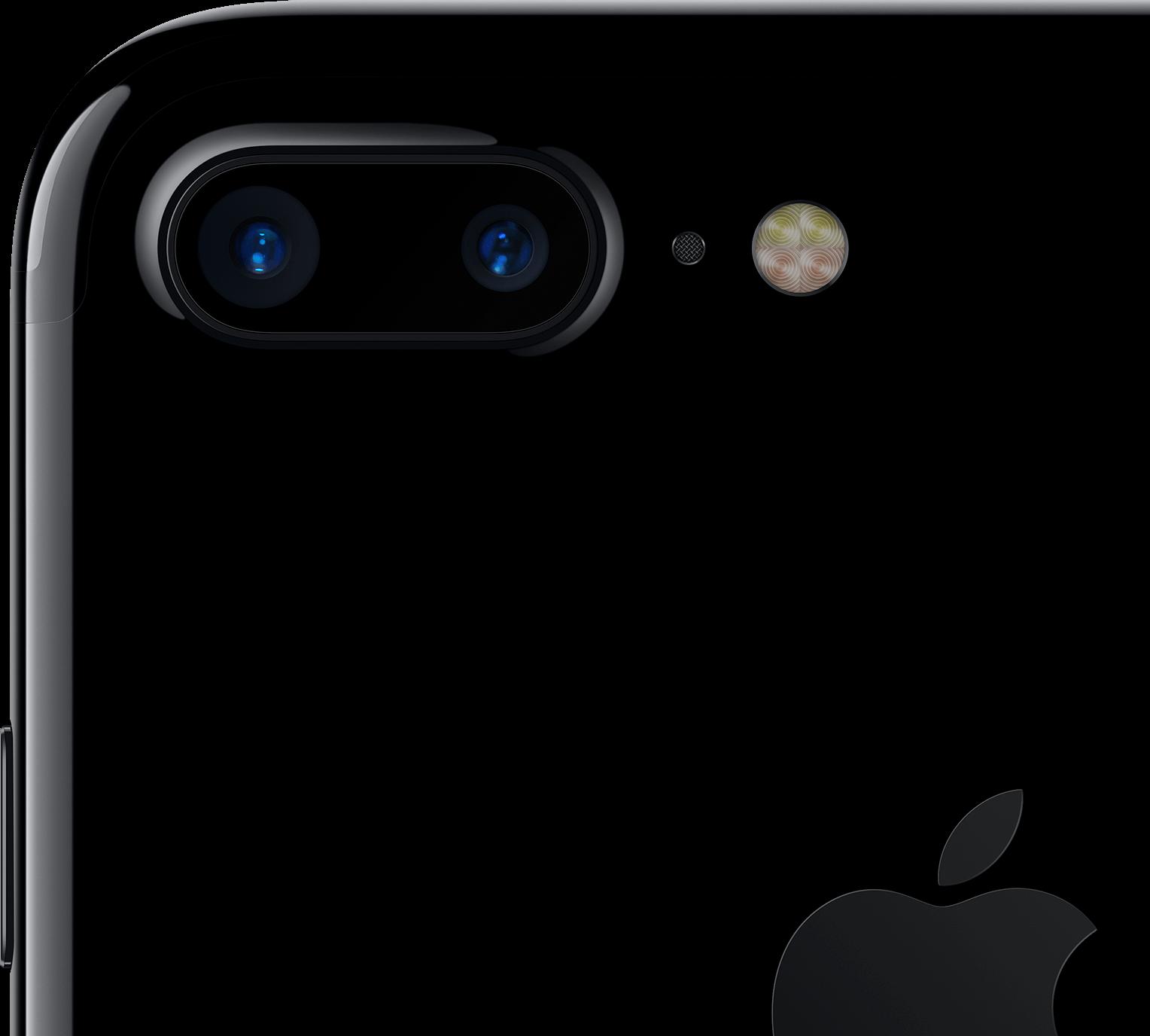Zwei Kameras, die wie eine funktionieren.