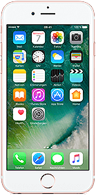 iPhone 6s Roségold