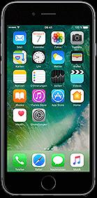 iPhone 6s Space Grau