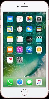 iPhone 6s Plus Roségold