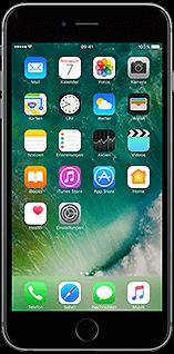 iPhone 6s Plus Space Grau