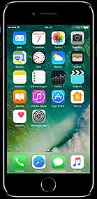 iPhone 7 Diamantschwarz