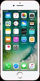 iPhone 7 Roségold