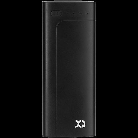 Xqisit Battery Pack 15.600 mAh Schwarz vorne 99925270