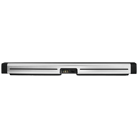 Sonos PLAYBAR Wireless Soundbar Schwarz 99925290 hinten