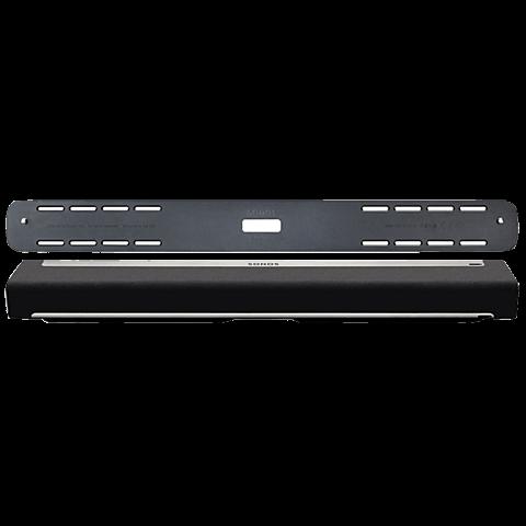 Sonos PLAYBAR Wandhalterung Grau 99925291 vorne