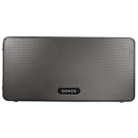 Sonos PLAY:3 Smart Speaker Schwarz 99925296 hero