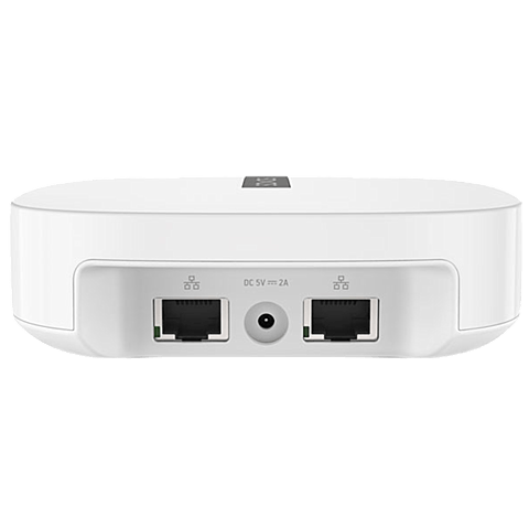 Sonos Boost Wireless Bridge Weiß 99925287 hinten