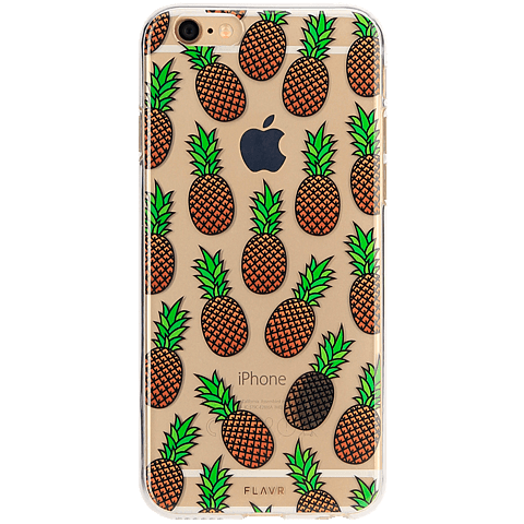 FLAVR Cover Ananas Apple iPhone 7 99925155 hinten