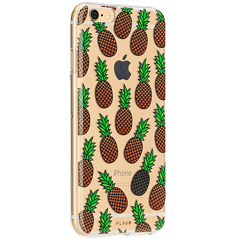 FLAVR Cover Ananas Apple iPhone 7 99925155 seitlich