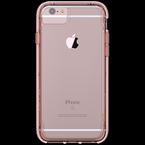 Griffin Survivor Clear Rosegold Apple iPhone 7 99925135 hinten