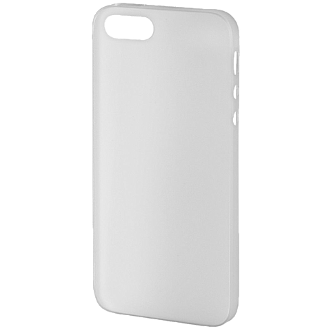 Hama Ultra Slim Cover Weiß Apple iPhone 7 99925088 vorne
