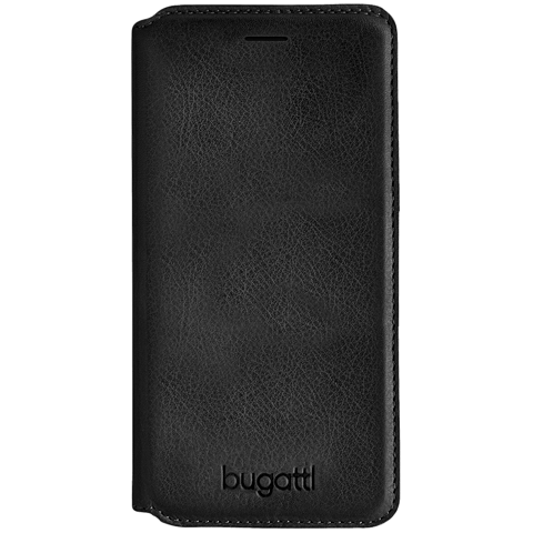 bugatti Booklet Paris Schwarz Apple iPhone 7 99925120 vorne
