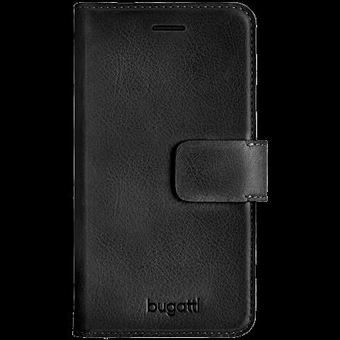 bugatti Booklet Zürich Schwarz Apple iPhone 7 99925122 vorne