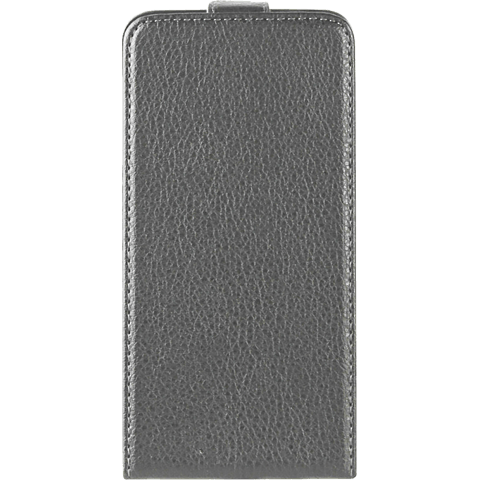xqisit FlipCover Grau Apple iPhone 7 99925144 hinten