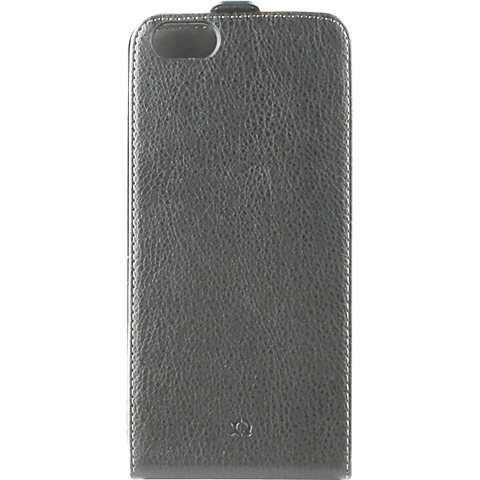 xqisit FlipCover Grau Apple iPhone 7 99925144 vorne