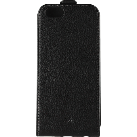 xqisit FlipCover Schwarz Apple iPhone 7 99925143 hero