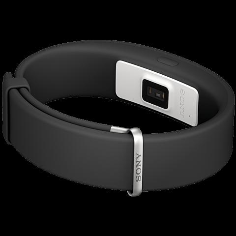 Sony Smartband 2 Schwarz 99923712 seitlich