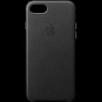 Apple iPhone 7 Leder Case Schwarz 99925545 kategorie