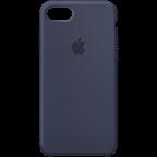 Apple iPhone7 Silikon Case Dunkelblau 99925566 kategorie