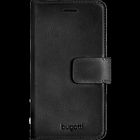 bugatti Booklet Zürich Schwarz Apple iPhone 7 Plus 99925124 vorne