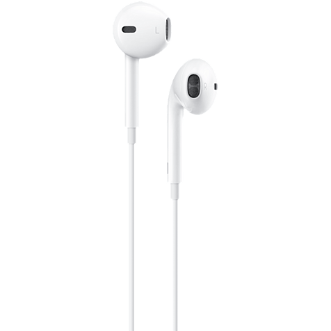 Apple EarPods mit Lightning Connector Weiß 99925585 hero