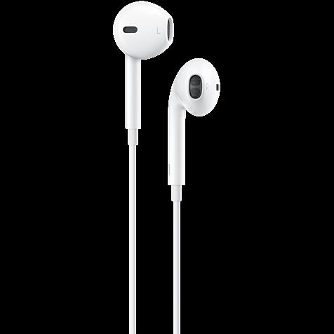Apple EarPods mit Lightning Connector Weiß 99925585 hero
