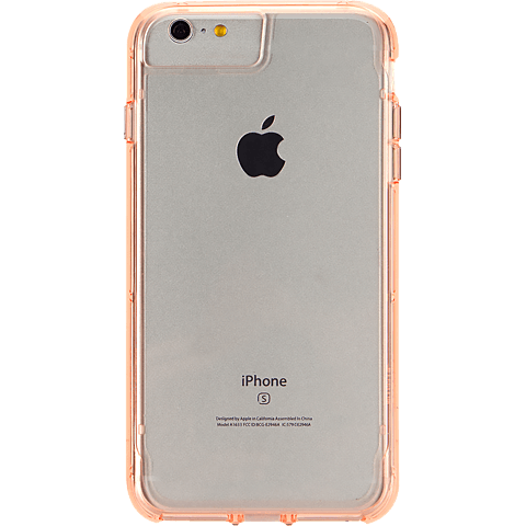 Griffin Survivor Clear Rosegold Apple iPhone 7 Plus 99925138 hinten