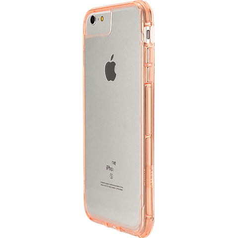Griffin Survivor Clear Rosegold Apple iPhone 7 Plus 99925138 seitlich