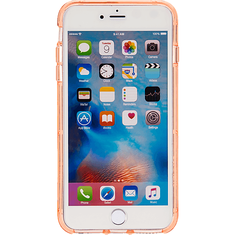Griffin Survivor Clear Rosegold Apple iPhone 7 Plus 99925138 vorne