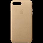 Apple iPhone7Plus Leder Case Mandel 99925583 kategorie