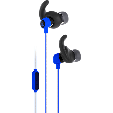 JBL Reflect Mini In-Ear Sportkopfhörer Blau 99925490 vorne