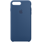 Apple iPhone 7 Plus Silikon Case Ozeanblau 99925587 kategorie