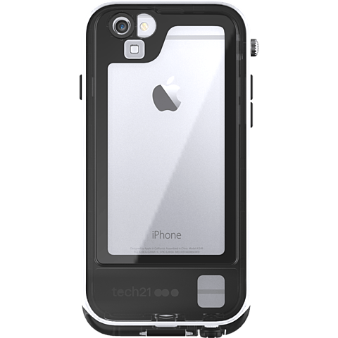 Tech21 EVO Explorer iPhone 6/6s black hinten 99925466