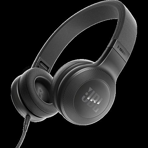 JBL E35 On-Ear Kopfhörer Schwarz 99925498 hero
