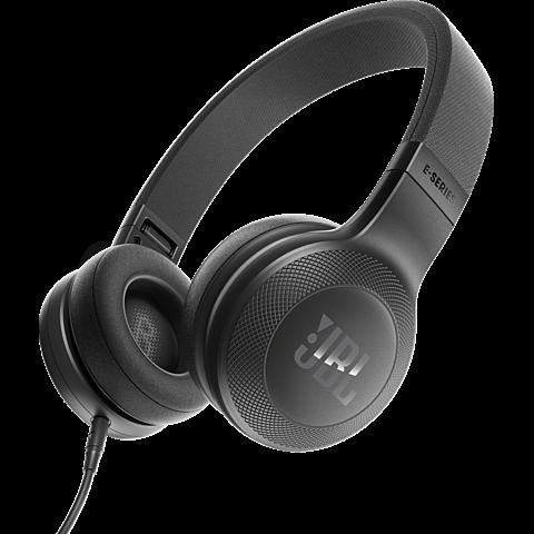 JBL E35 On-Ear Kopfhörer Schwarz 99925498 vorne