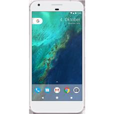 Google Pixel XL Silber
