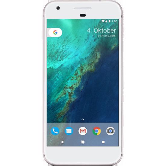 Google Pixel Silber