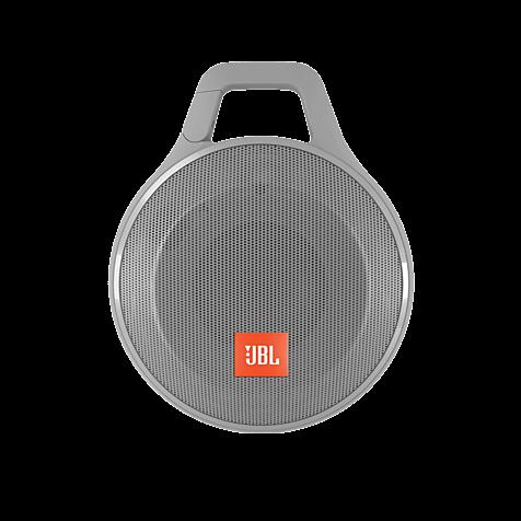 JBL Clip+ Bluetooth-Lautsprecher Grau 99925060 hero