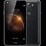 Huawei Y6 II compact schwarz vorne und hinten thumb