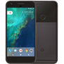 Google Pixel Anthrazit vorne und hinten