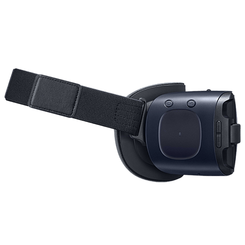 Samsung Gear VR (SM-R323) Blue Black 99925807 seitlich