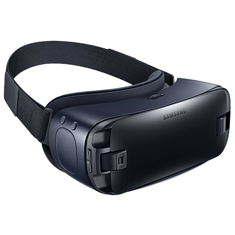 Samsung Gear VR (SM-R323) Blue Black 99925807 vorne