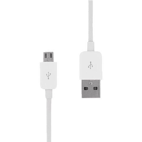 Artwizz Micro USB Cable 2m weiss vorne 99925686