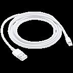 Apple Lightning auf USB Kabel (2m) Weiß 99925253 kategorie