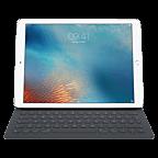 Apple Smart Keyboard Deutsch Anthrazit iPad Pro 12,9