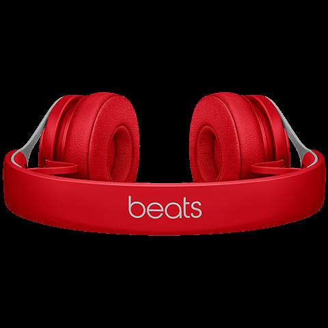 Beats EP On-Ear Kopfhörer Rot 99925716 hinten